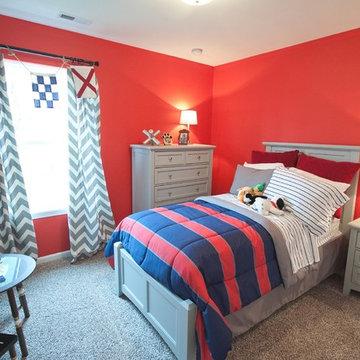 The Riverton - Bedroom 3
