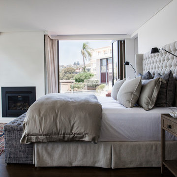The Rockpool - Master bedroom