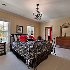 Traditional Bedroom by Todd Michael Builder Developer, Inc