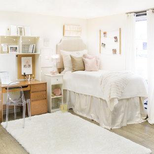 Example of a trendy bedroom design in Birmingham