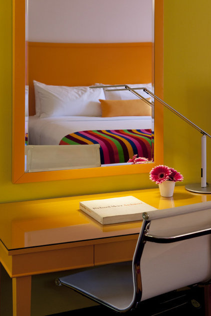 Eclectic Bedroom The Saguaro Palm Springs