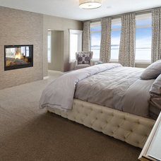 Contemporary Bedroom by Morrison Homes