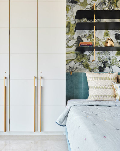 Contemporary Bedroom by Studio Wodehouse