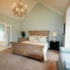 Contemporary Bedroom by Jimmy Nash Homes