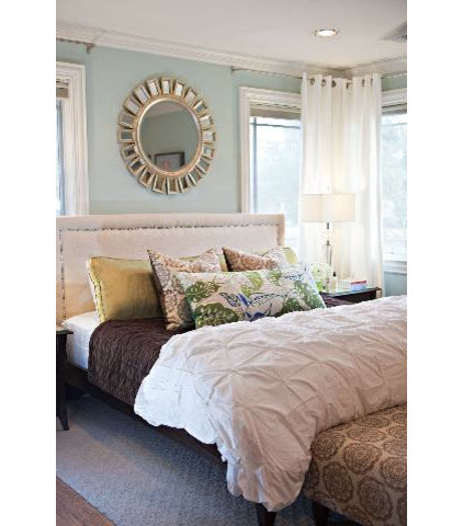 the spa like colors of sherwin williams. Black Bedroom Furniture Sets. Home Design Ideas