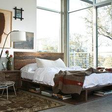 Contemporary Bedroom by Acero Construction