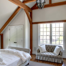 Traditional Bedroom by Yankee Barn Homes