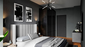 The ultimate bachelor bedroom