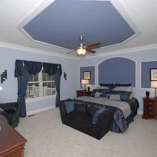 Bedroom by Brennan Builders Inc.