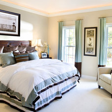 Traditional Bedroom by Northland Residential Corporation