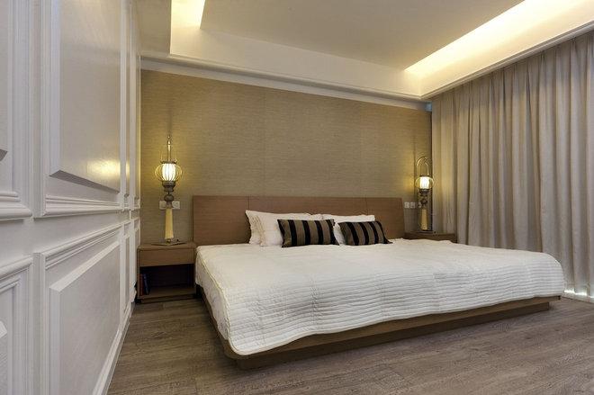 Contemporary Bedroom by S.I.D.Ltd.