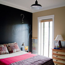 Industrial Bedroom by Barn Light Electric Company
