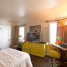 Transitional Bedroom by Smike Wallen Living