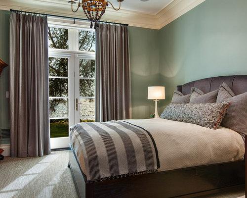 Chambre Vert Canard Design De Maison