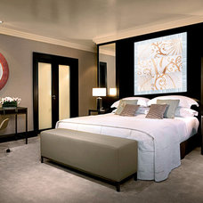 Modern Bedroom by china Fitin decoration
