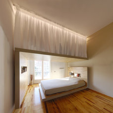 Modern Bedroom by .27 Architects