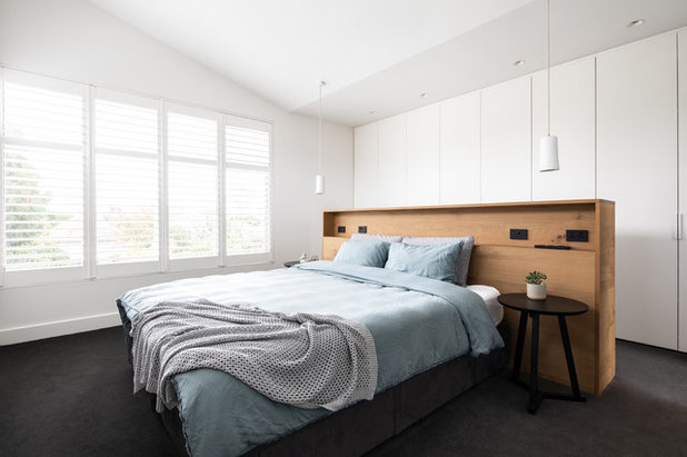 Contemporary Bedroom by Architected