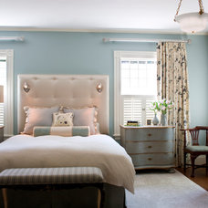 Traditional Bedroom by Meyer & Meyer, Inc.
