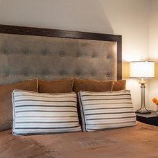 Beach Style Bedroom by eric marcus studio