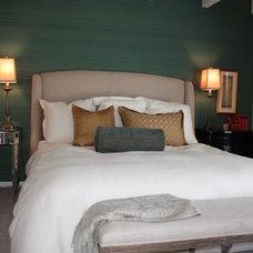 Eclectic Bedroom by Grace Blu Designs, Inc.