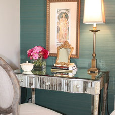 Eclectic Bedroom by Grace Blu Designs, Inc.