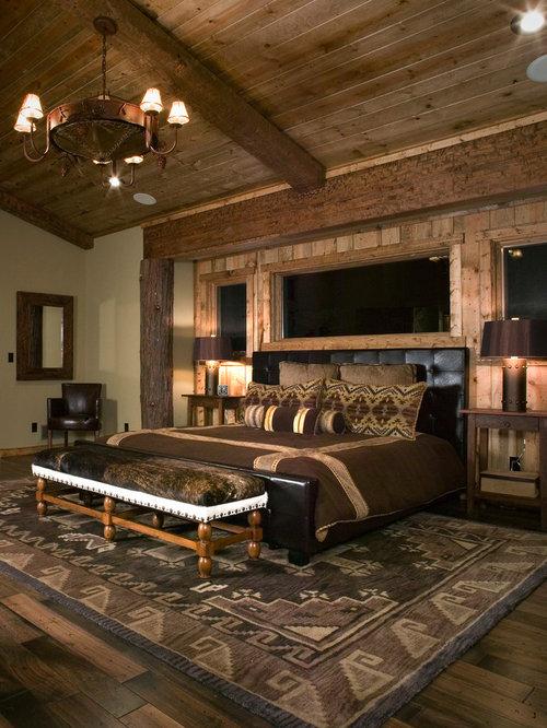 Earthy Bedroom | Houzz