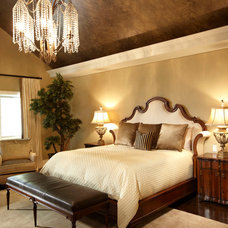 Traditional Bedroom by Parkyn Design