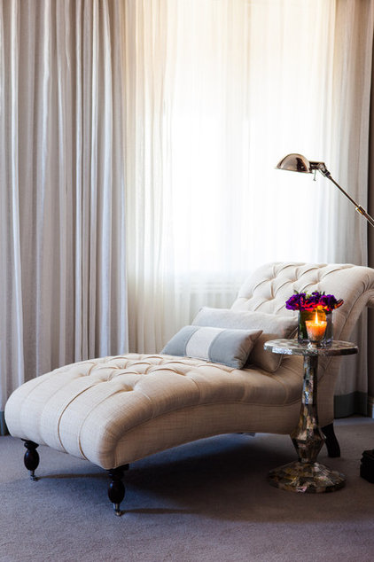 Traditional Bedroom by Susan Manrao Design