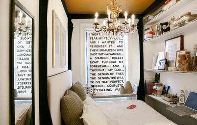13 Tipps, mit denen kleine Schlafzimmer groß rauskommen