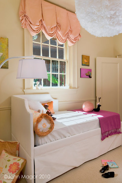 Eclectic Bedroom by Holly Chasan