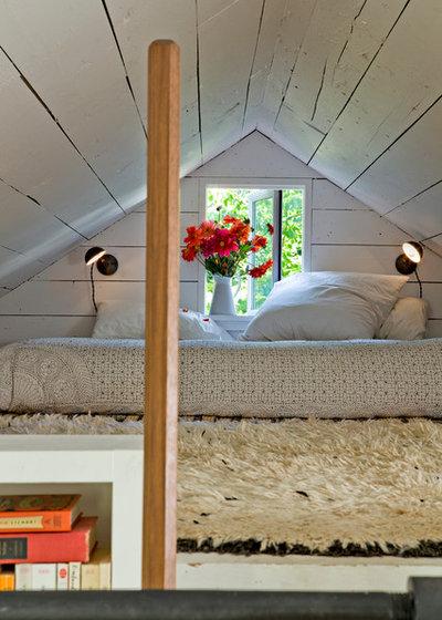 Shabby-Chic Style Camera da Letto by Jessica Helgerson Interior Design