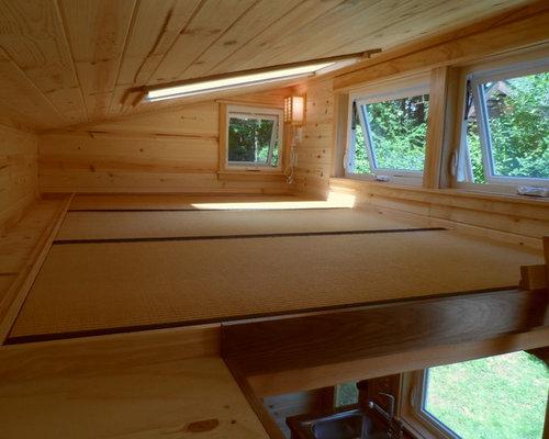 asiatische schlafzimmer im loft style ideen design bilder. Black Bedroom Furniture Sets. Home Design Ideas