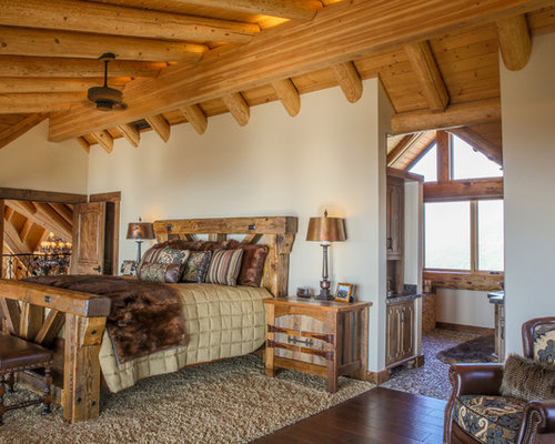 Best Rustic Bedroom Design Ideas Remodel Pictures Houzz