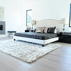 "Titan Grey - 7 1/2"" Select Grade European Oak - ADM"