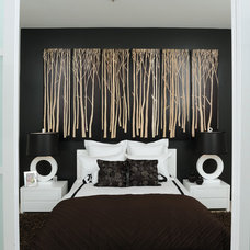 Contemporary Bedroom by Artistic Environments, Inc.