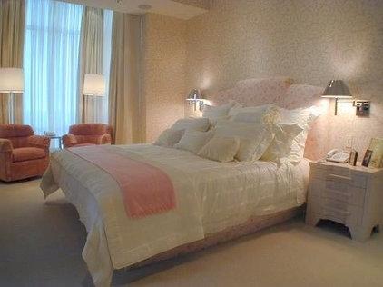 Contemporary Bedroom by Tomar Lampert Associates