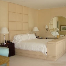 Contemporary Bedroom by Tomar Lampert Associates