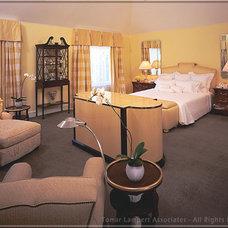 Traditional Bedroom by Tomar Lampert Associates