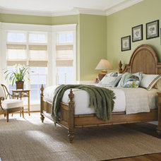 Tropical Bedroom by Lexington Home Brands