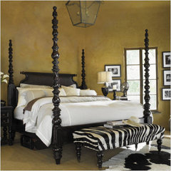 tropical bedroom Tommy Bahama Home