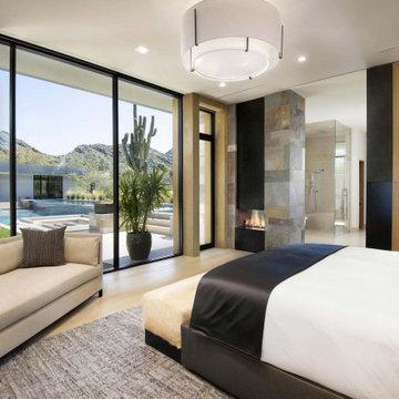 Tonal Harmony Master Bedroom