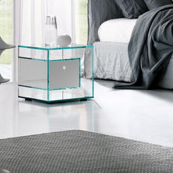 Tonelli Liber E Bedside Table