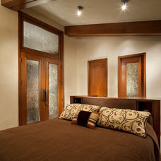 Contemporary Bedroom by Manchester Architects, Inc.