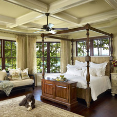Traditional Bedroom by LS3P | Neal Prince Studio