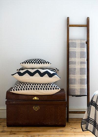 Rustic Bedroom by Tori Murphy