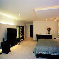 Contemporary Bedroom by Art Arquitectos