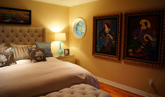 Toronto Master Bedroom