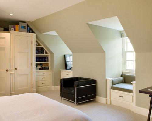 Dormer Bedroom dormers bedroom ideas & design photos | houzz
