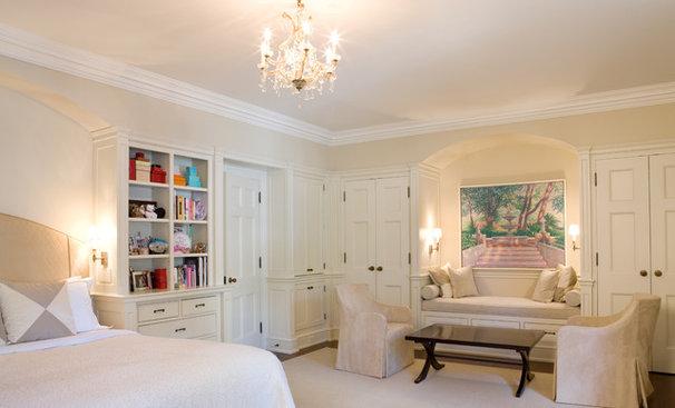 Traditional Bedroom by Heintzman Sanborn Architecture~Interior Design