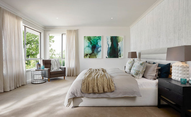Contemporary Bedroom by ArdenHomes